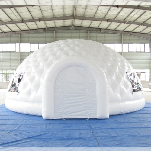 Igloo gonflable 20 pieds