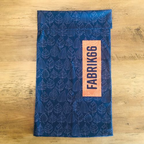 Foulard en tube/Bandana - 2 épaisseurs | Fabrik & Co