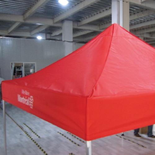 Toit de tente 10X10 | Fabrik & co